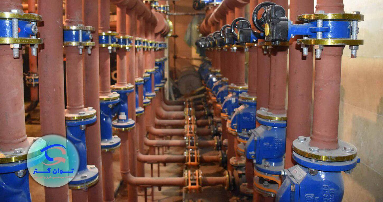 اجرای تأسیسات الکتریکی و مکانیکی ساختمان