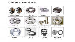 استاندارد فلنج در تاسیسات مکانیکی