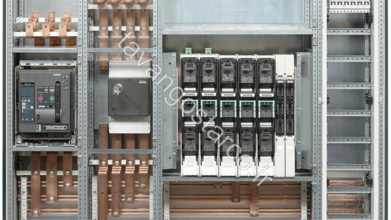 حفاظت نفرات و تجهیزات در برابر تاسیسات الکتریکی تابلو برق