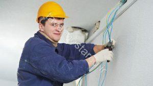 پیمانکار توزیع برق در ساختمان