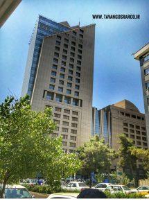 پروژه برج امید 2 اجرای کلیه تاسیسات برقی